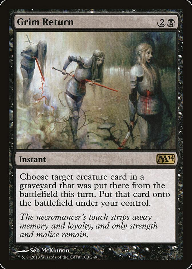 Grim Return [M14]