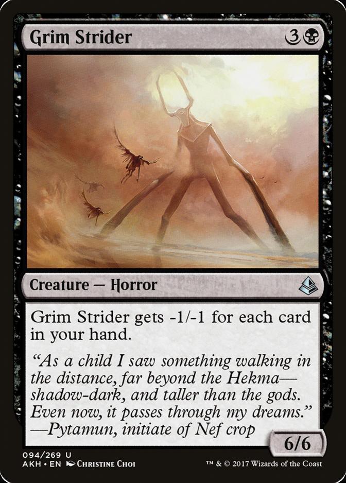 Grim Strider [AKH]