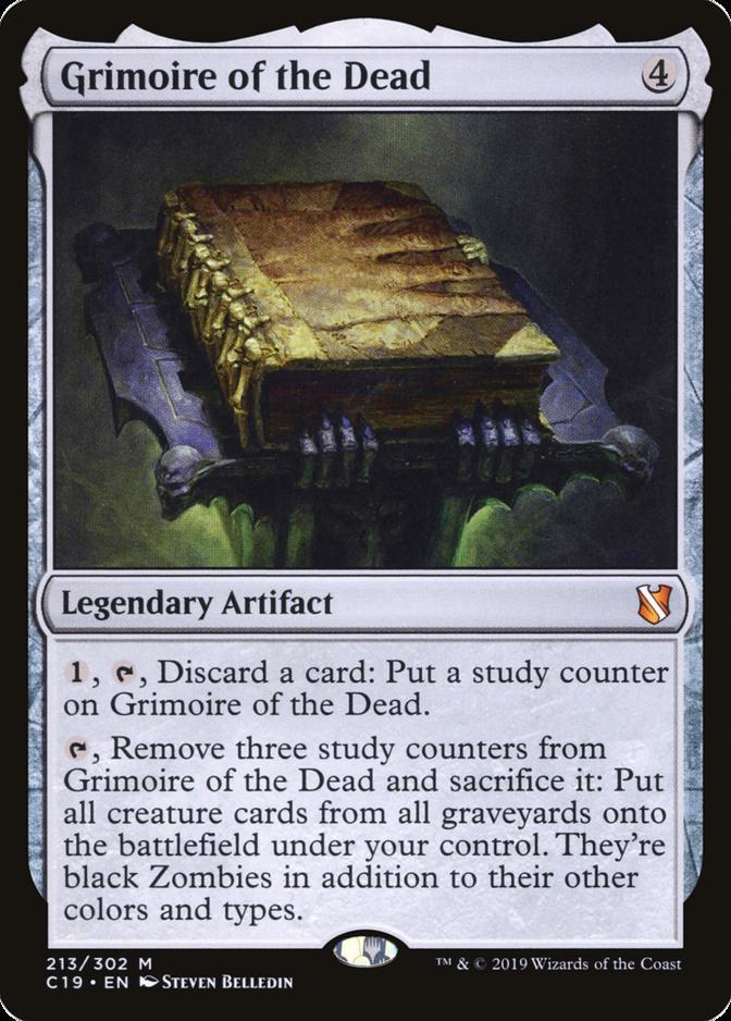 Grimoire of the Dead [C19]