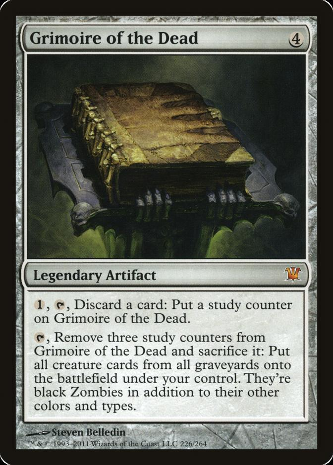 Grimoire of the Dead [ISD] (F)