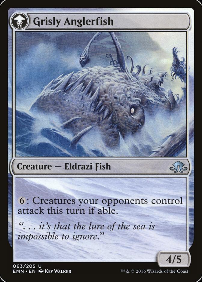 Grisly Anglerfish [EMN]