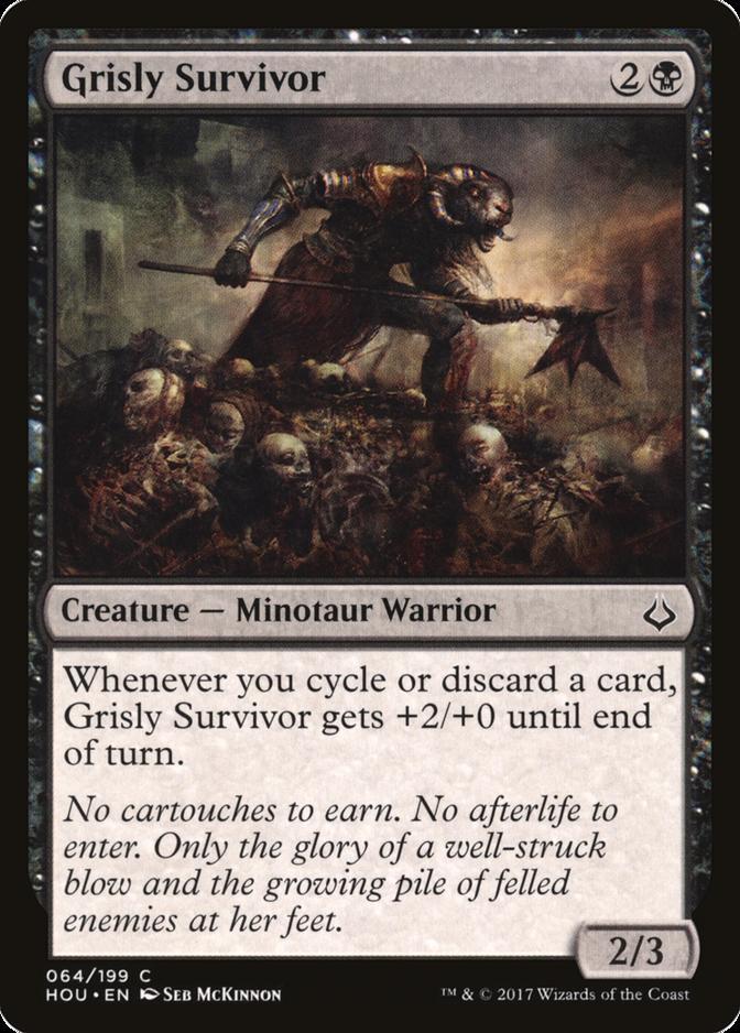 Grisly Survivor [HOU]
