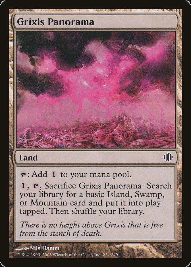 Grixis Panorama [ALA]