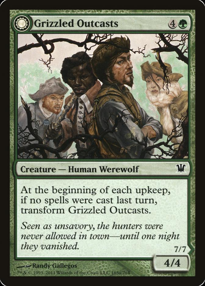 Grizzled Outcasts [ISD]