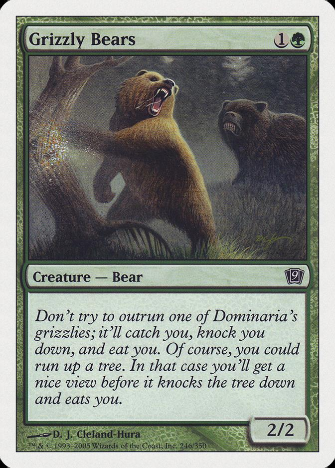 Grizzly Bears [9ED]