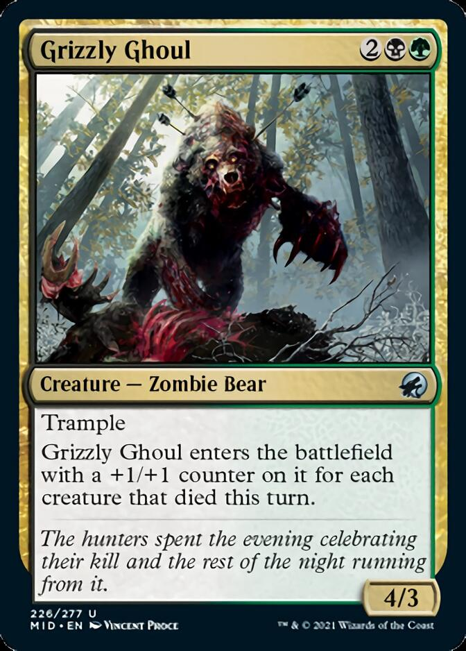 Grizzly Ghoul [MID]