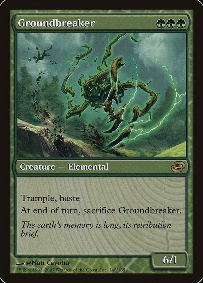Groundbreaker [PLC]