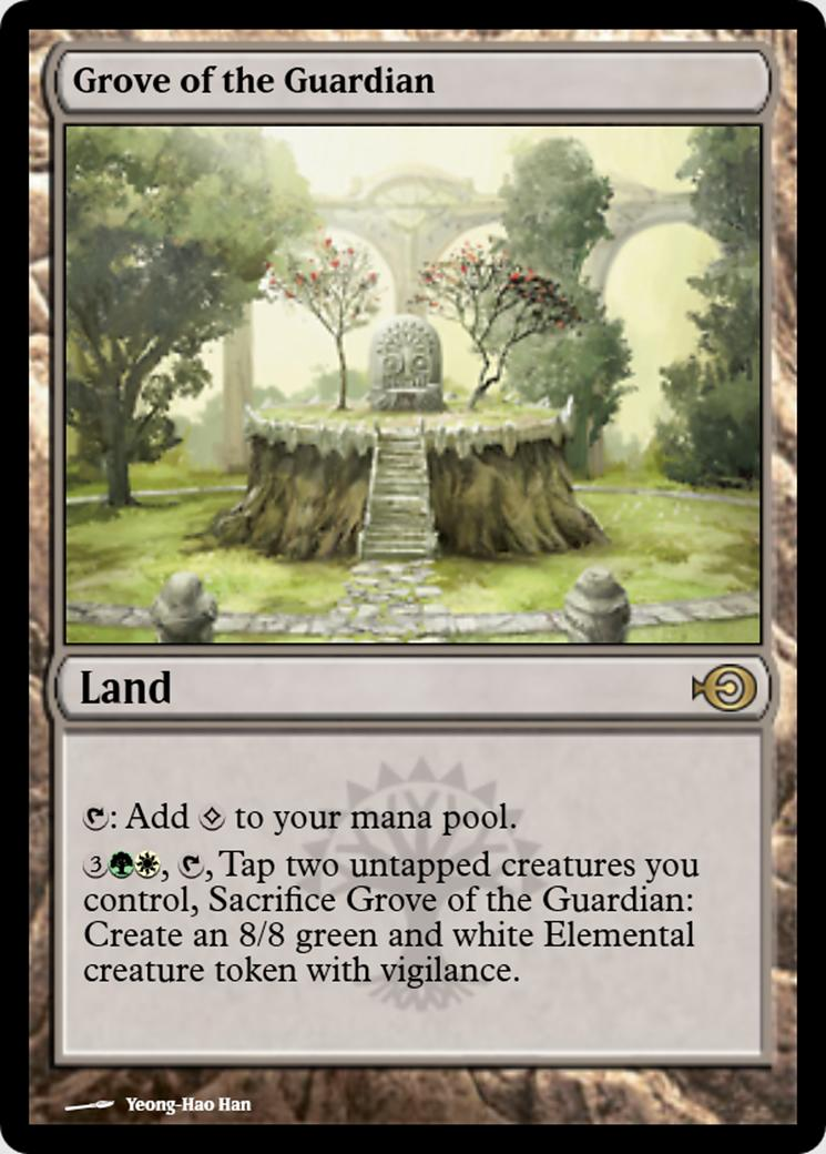 Grove of the Guardian [PRM]