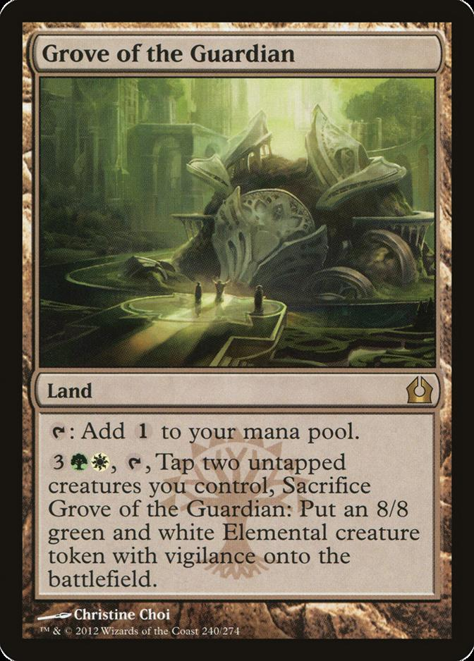 Grove of the Guardian [RTR] (F)