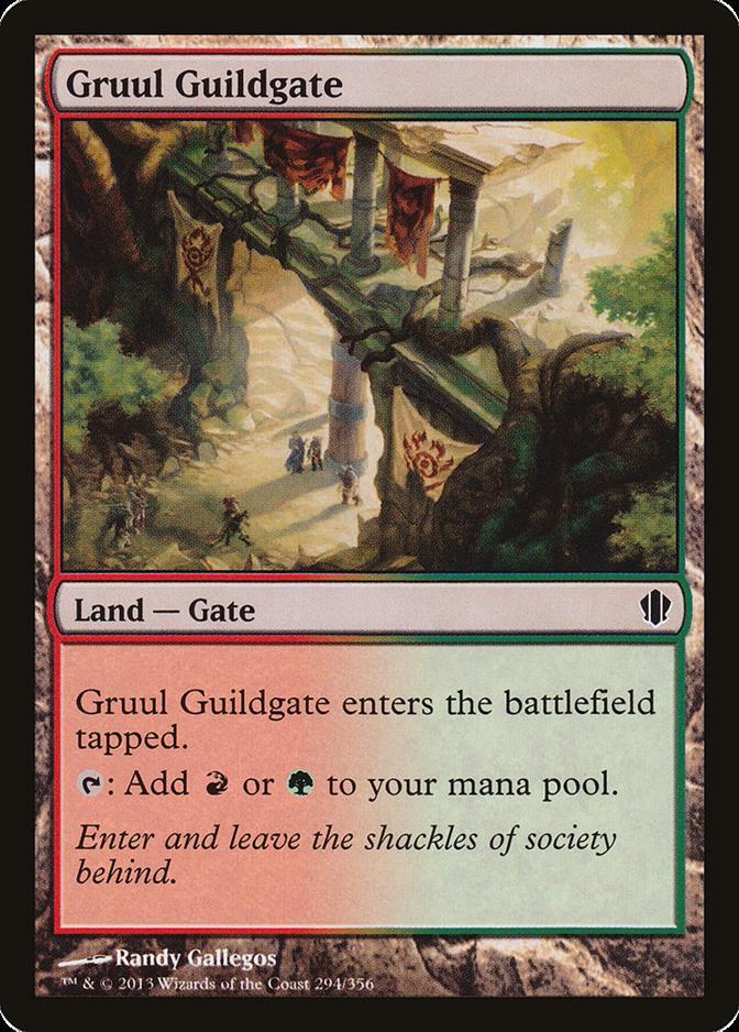 Gruul Guildgate [C13]