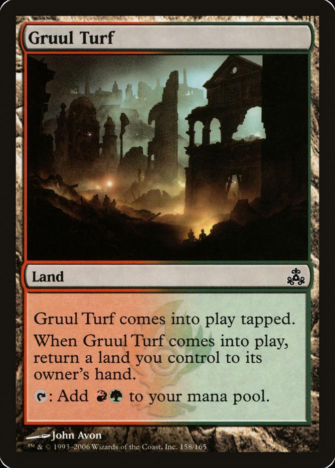 Gruul Turf [GPT]