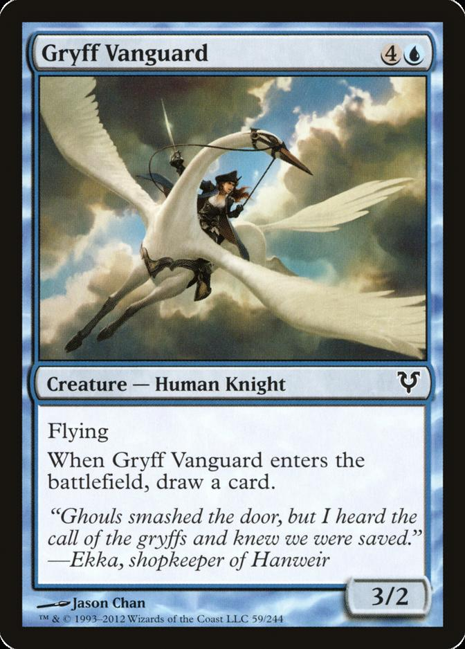 Gryff Vanguard [AVR]