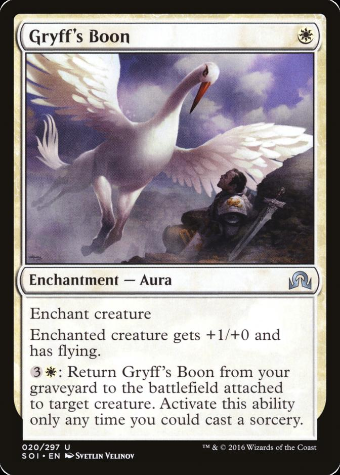 Gryff's Boon [SOI]