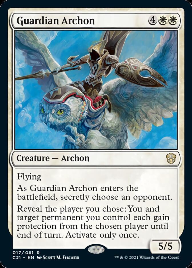 Guardian Archon [C21]