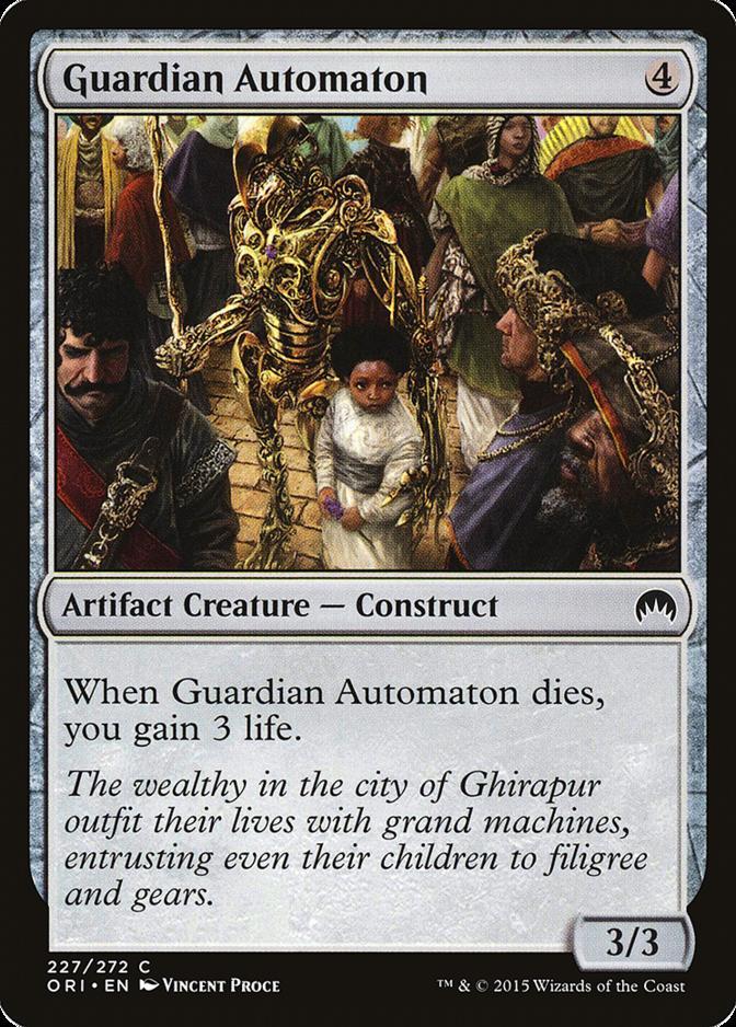 Guardian Automaton [ORI]