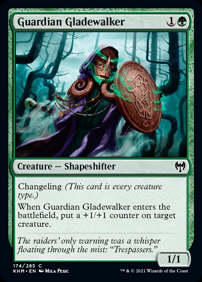 Guardian Gladewalker [KHM]