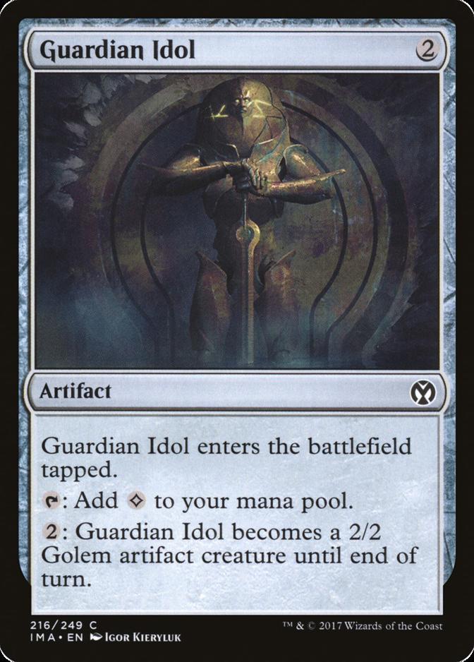 Guardian Idol [IMA] (F)