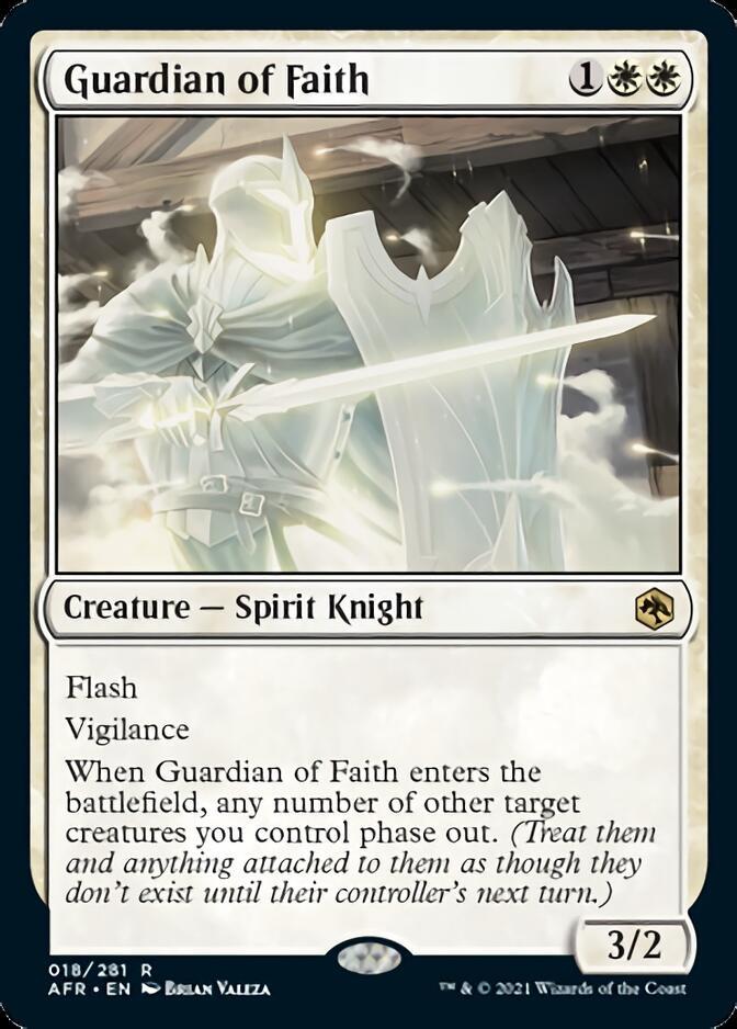 Guardian of Faith [AFR]