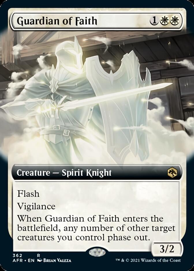 Guardian of Faith <extended> [AFR]