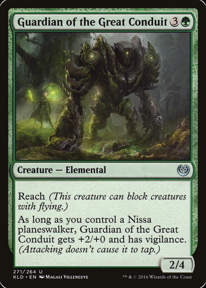Guardian of the Great Conduit [KLD]