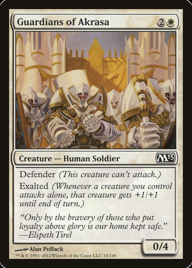 Guardians of Akrasa [M13]
