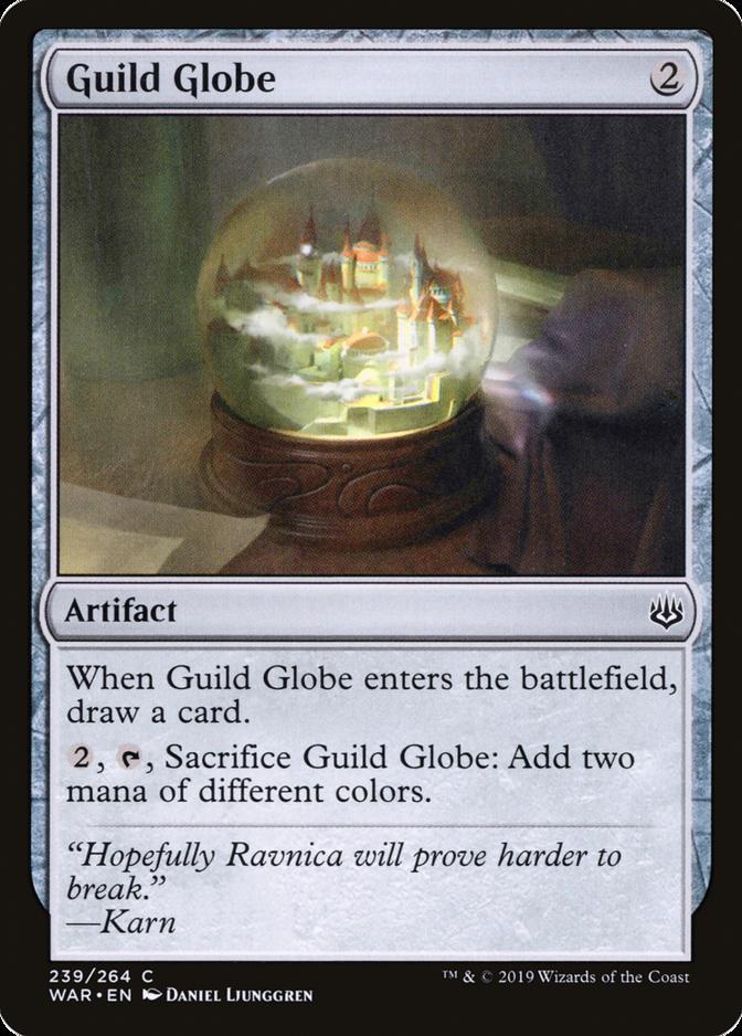 Guild Globe [WAR]