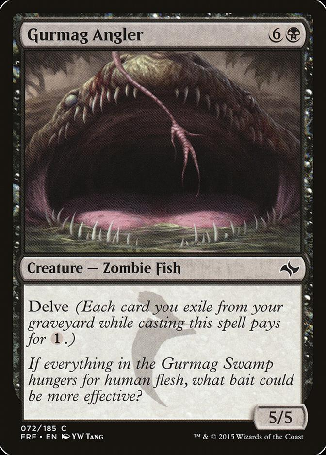Gurmag Angler [FRF]