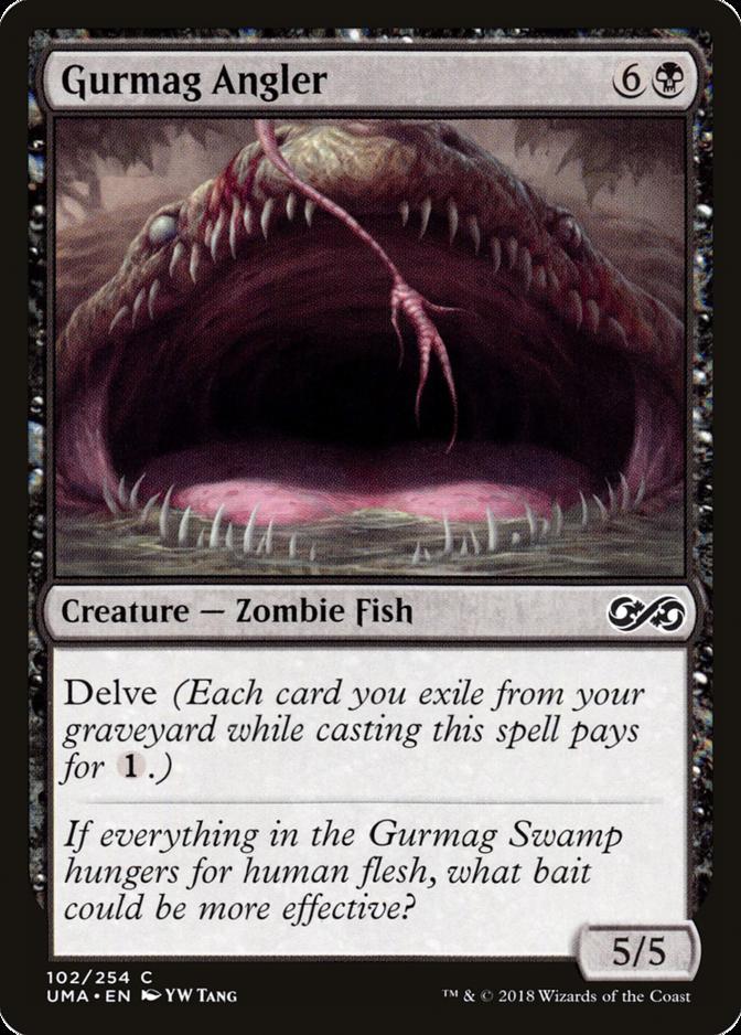 Gurmag Angler [UMA]