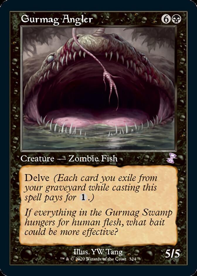 Gurmag Angler <timeshifted> [TSR]