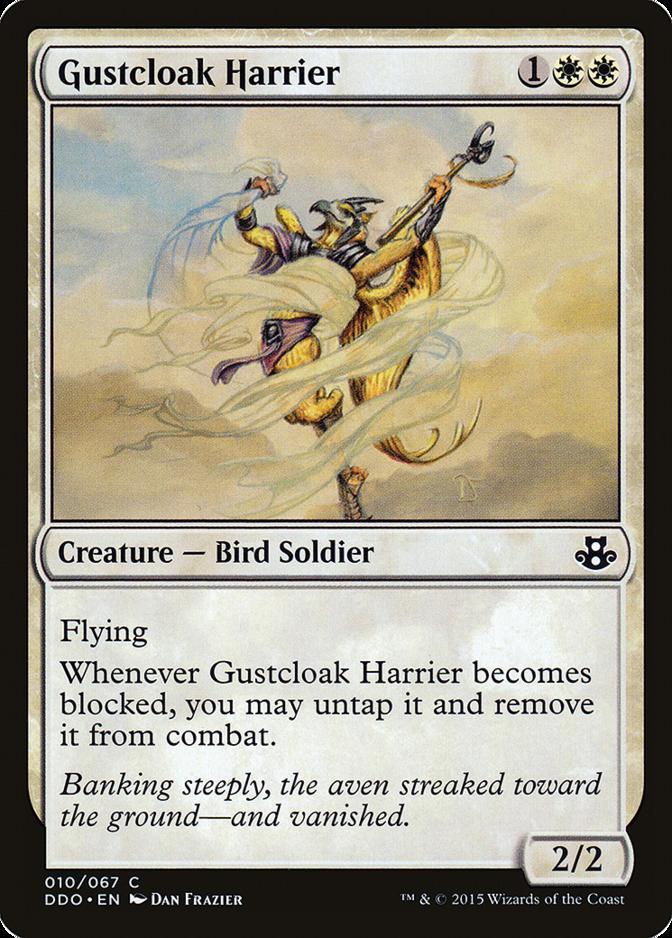 Gustcloak Harrier [DDO]