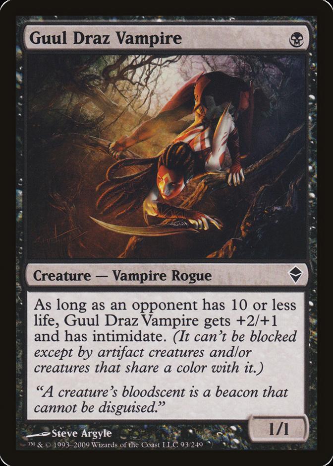 Guul Draz Vampire [ZEN]