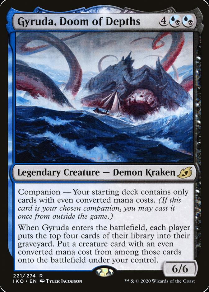 Gyruda, Doom of Depths [IKO]