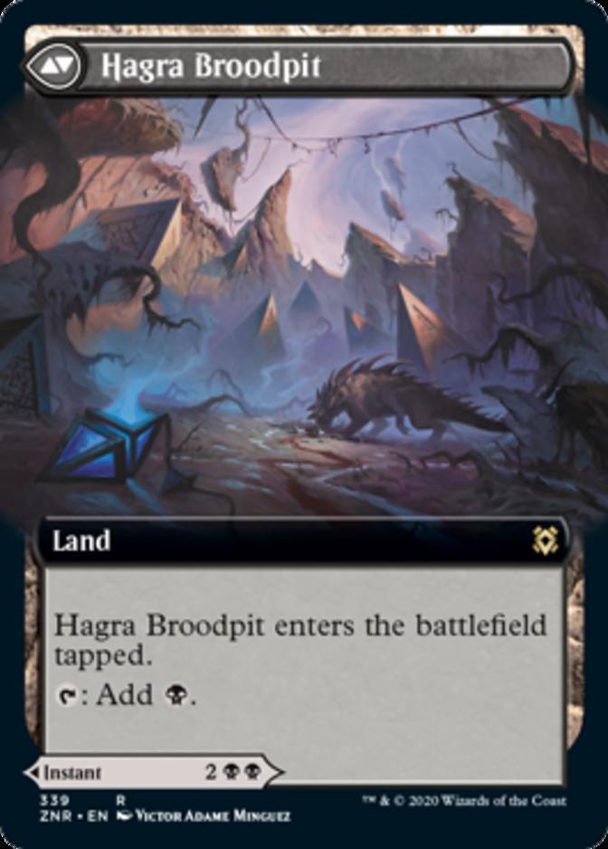 Hagra Broodpit [PZNR]