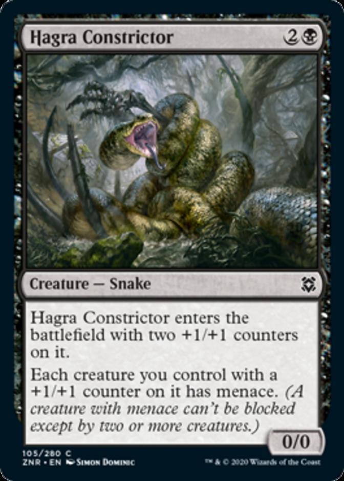Hagra Constrictor [ZNR]
