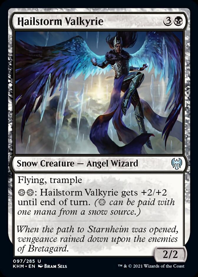 Hailstorm Valkyrie [KHM]
