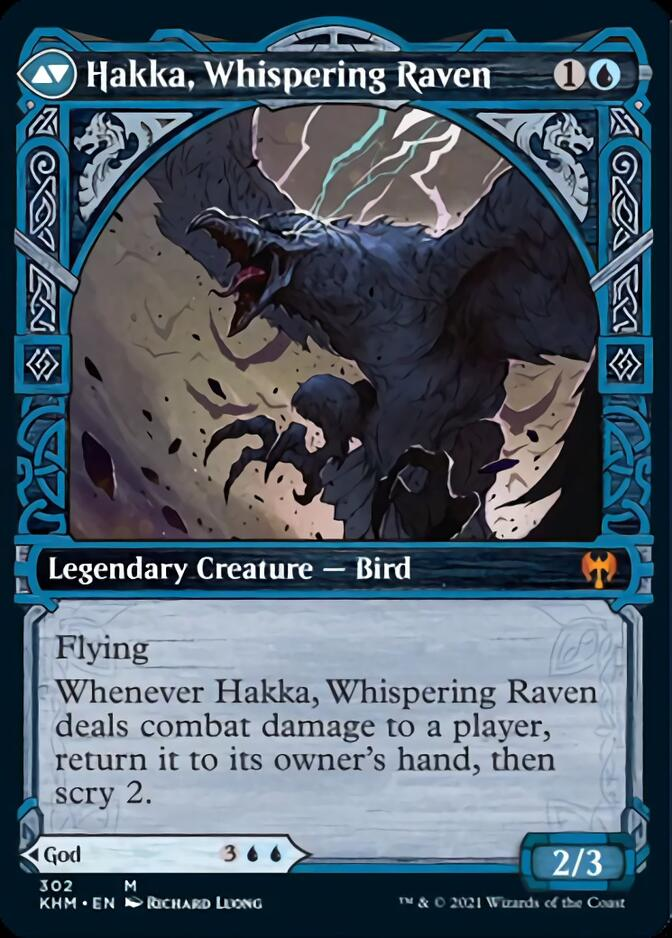 Hakka, Whispering Raven <showcase> [KHM]