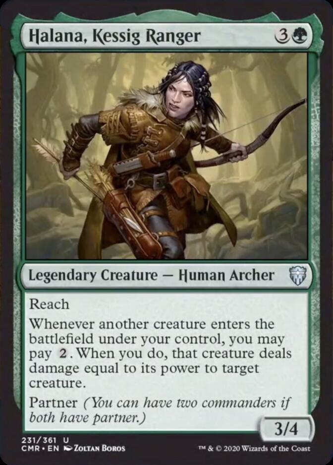 Halana, Kessig Ranger [CMR]