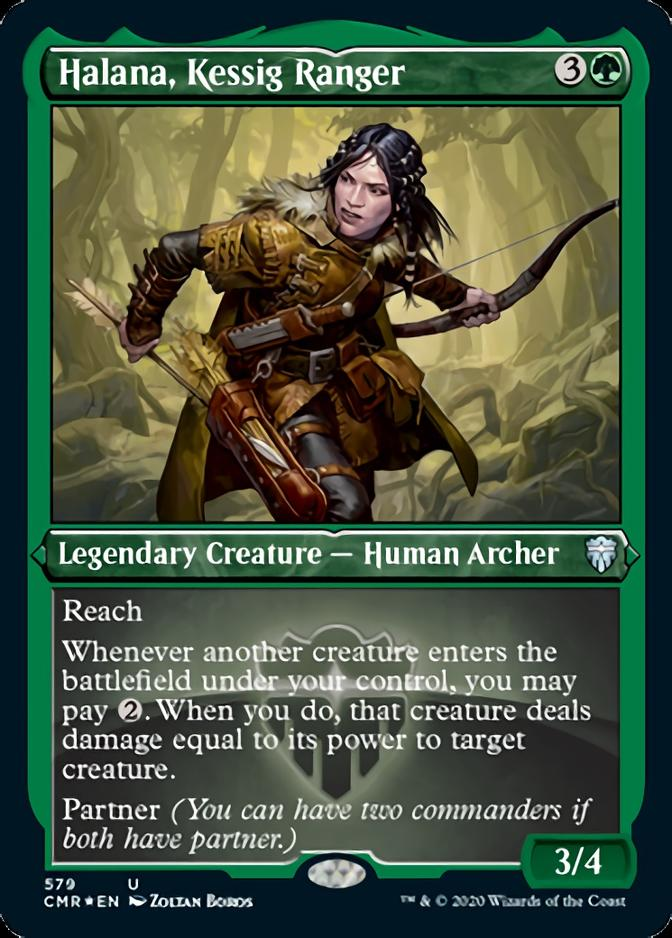 Halana, Kessig Ranger [PCMR] (F)
