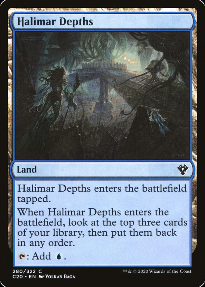Halimar Depths [C20]