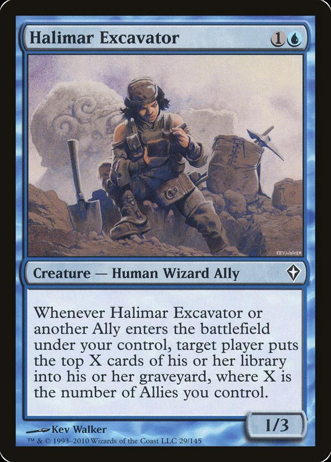 Halimar Excavator [WWK]