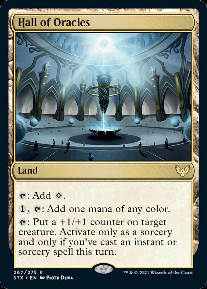 Hall of Oracles [STX]