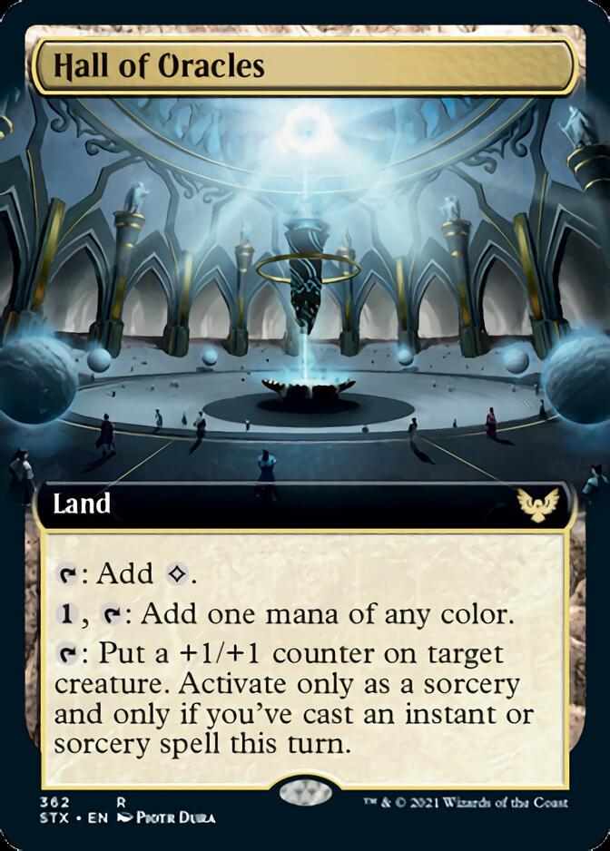 Hall of Oracles <extended> [STX]