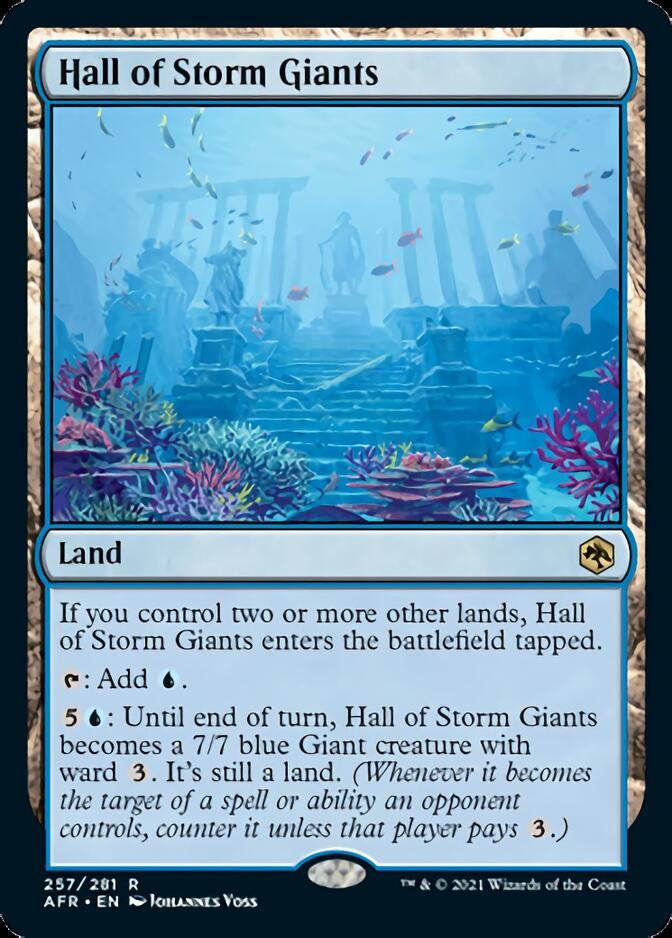 Hall of Storm Giants [AFR]