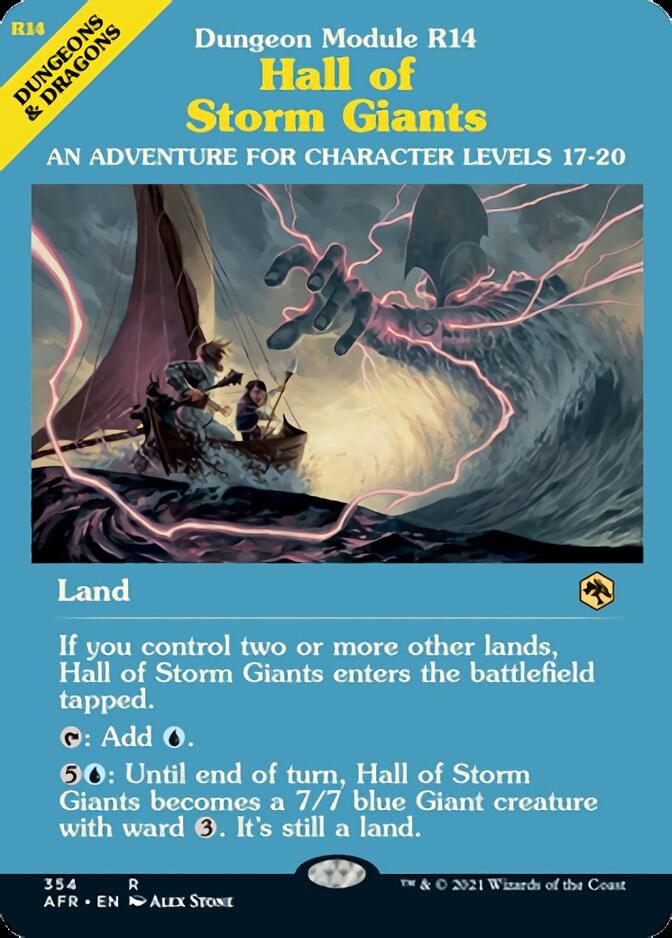 Hall of Storm Giants <classic module> [AFR]