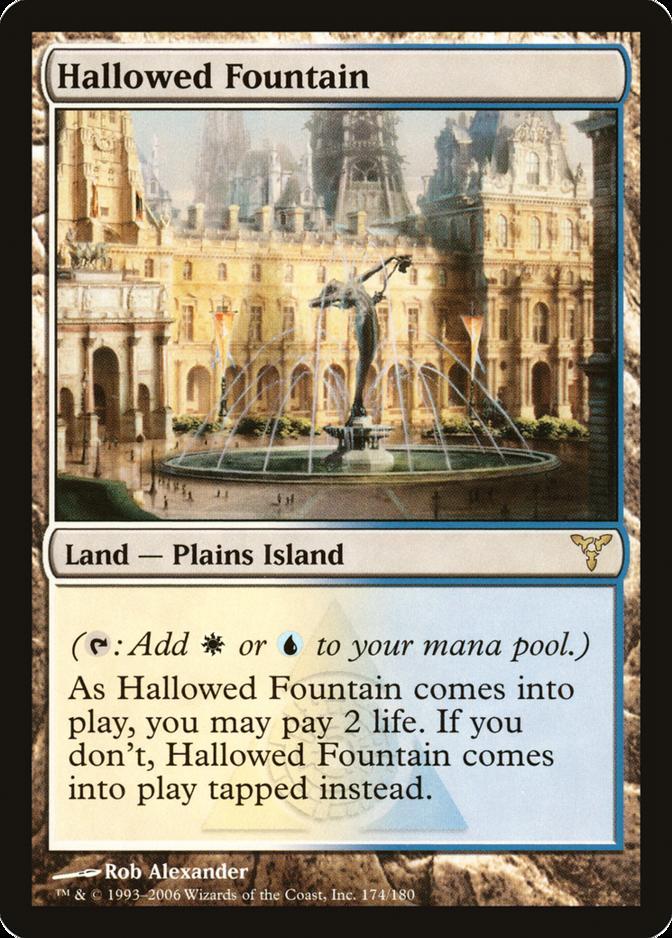 Hallowed Fountain [DIS]