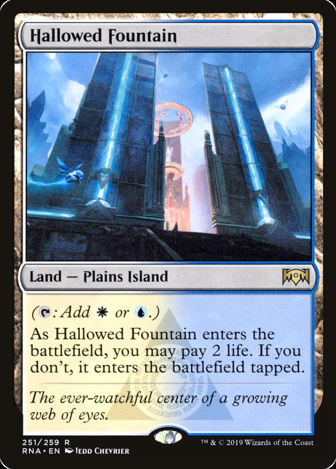 Hallowed Fountain [RNA]