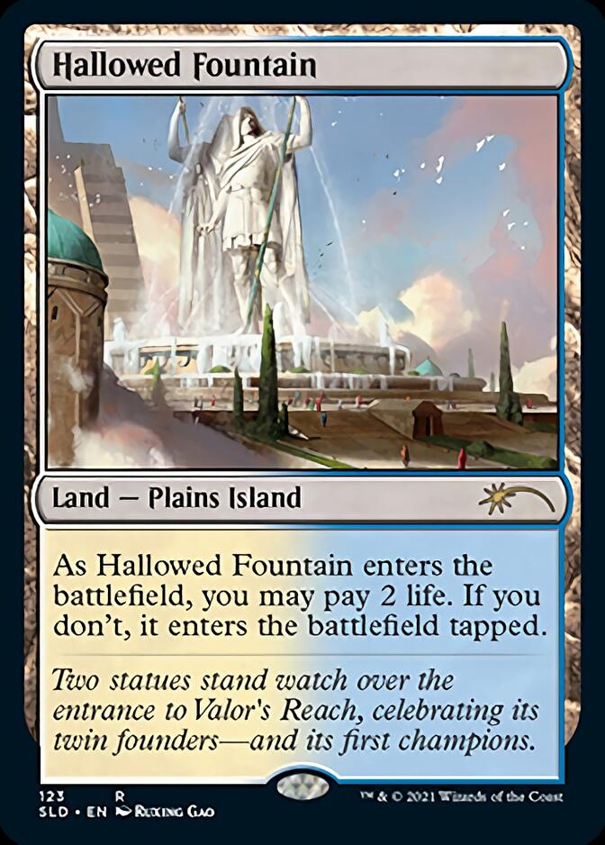 Hallowed Fountain [SLD]