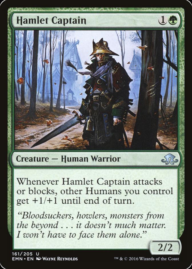 Hamlet Captain [EMN]