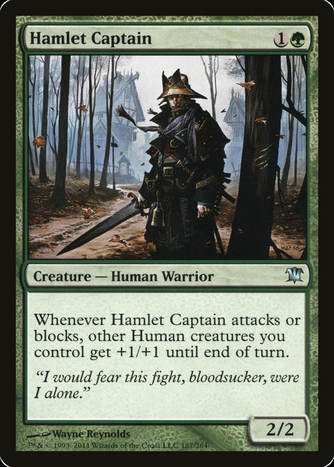 Hamlet Captain [ISD]