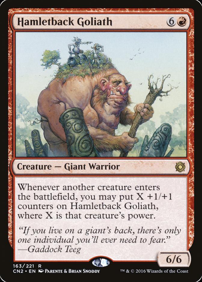 Hamletback Goliath [CN2]
